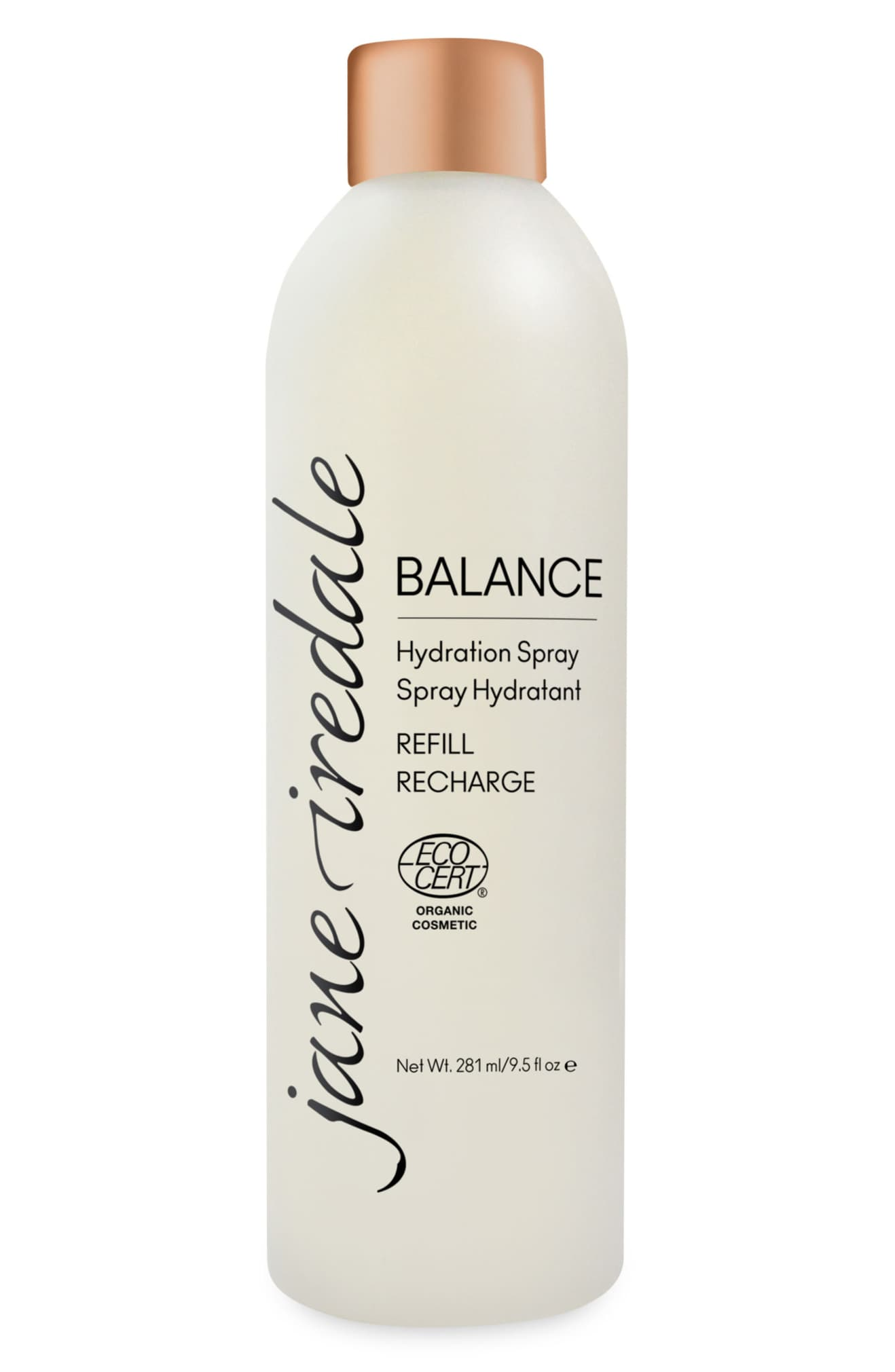 JANE IREDALE Balance Hydration Spray Refill