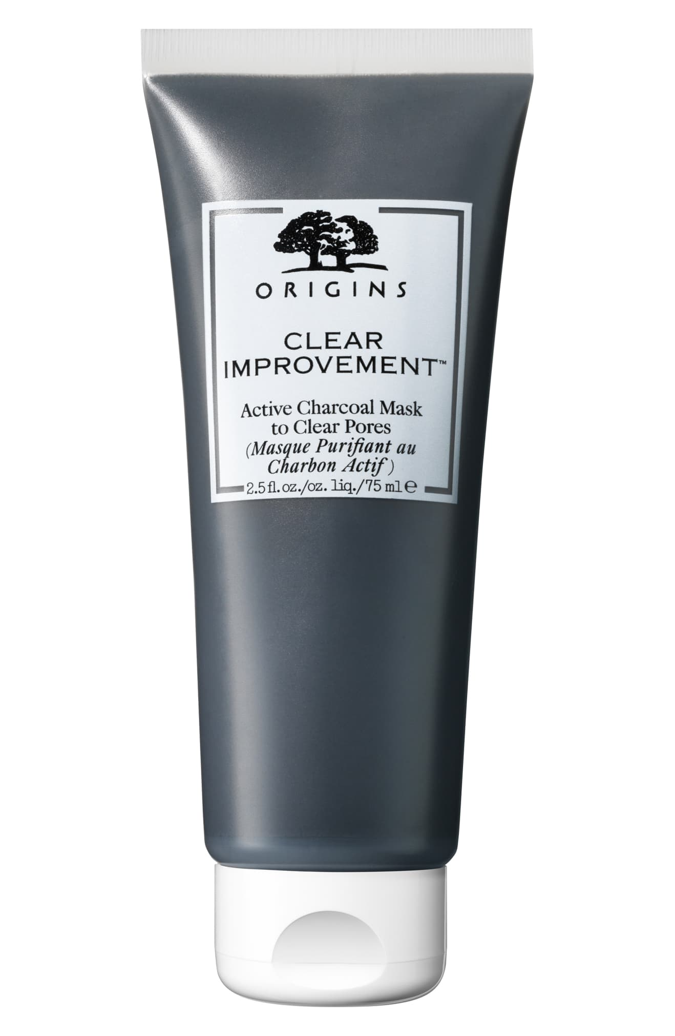 ORIGINS-Clear Improvement™ Active Charcoal Mask to Clear Pores