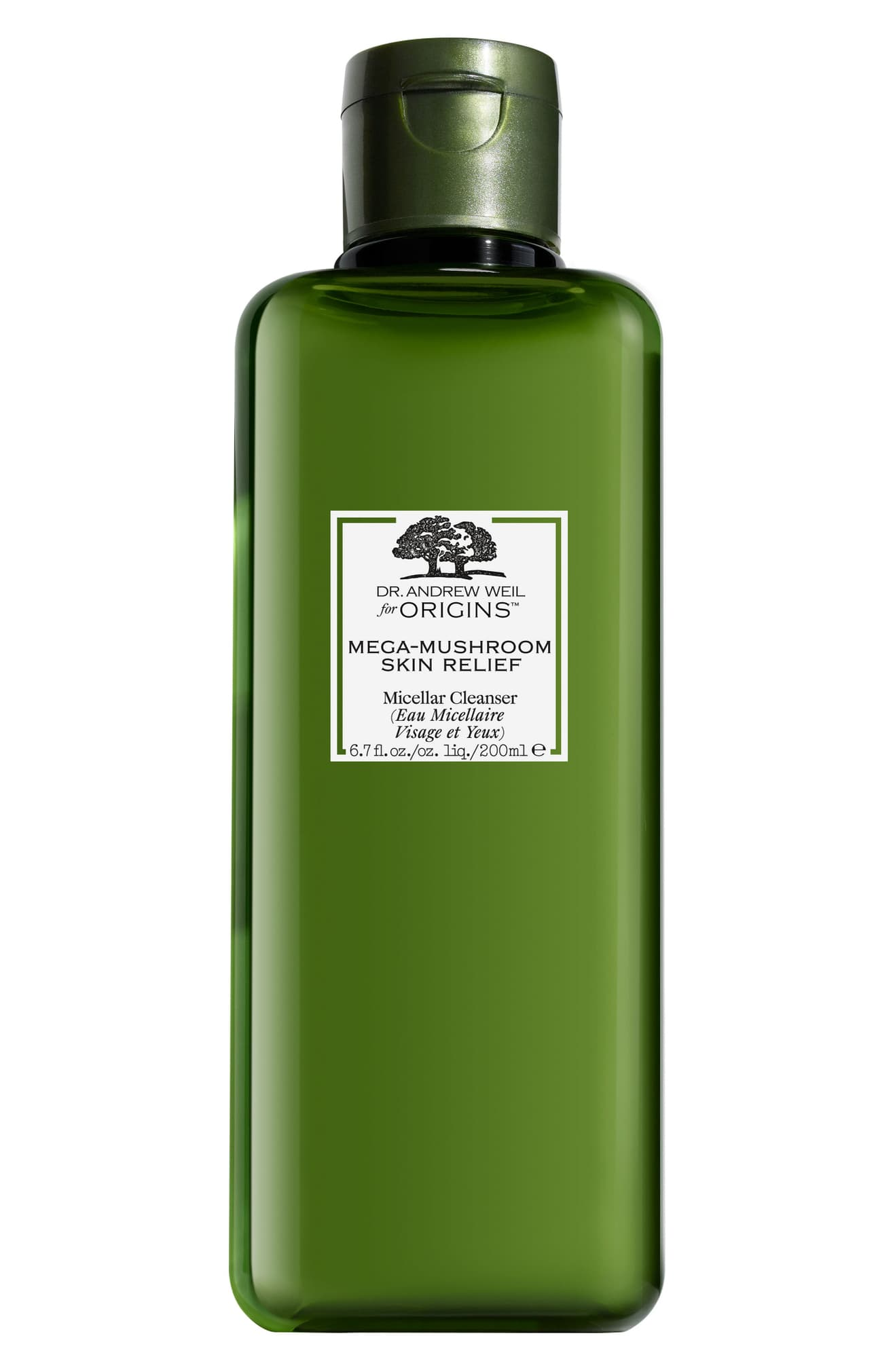 ORIGINS-Dr. Andrew Weil For Origins™ Mega-Mushroom Skin Relief Micellar Cleanser