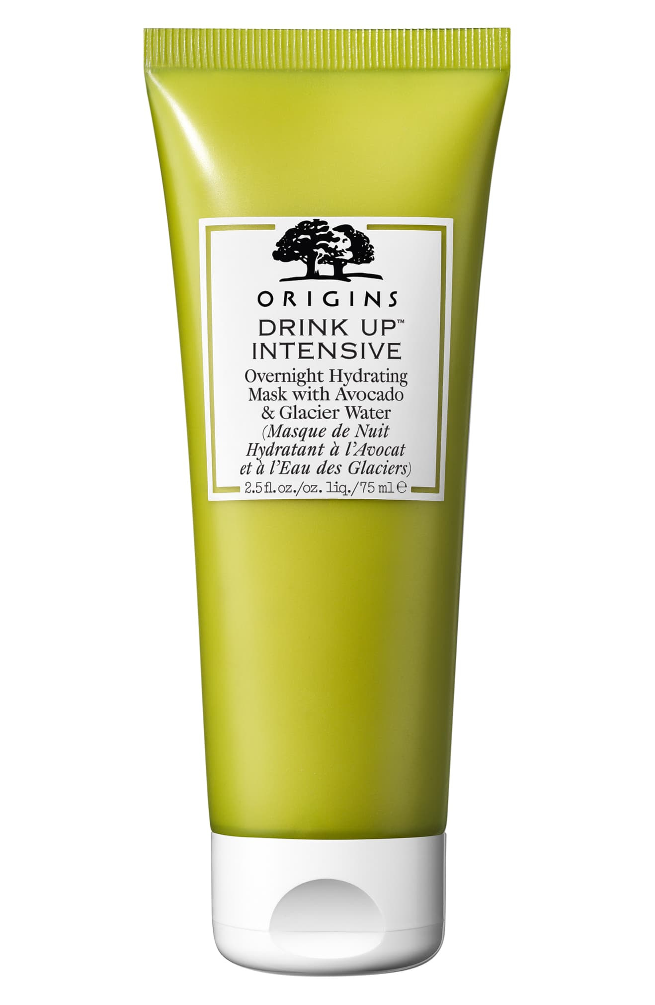 ORIGINS Drink Up™ Intensive Overnight Hydrating Face Mask With Avocado & Glacier Water