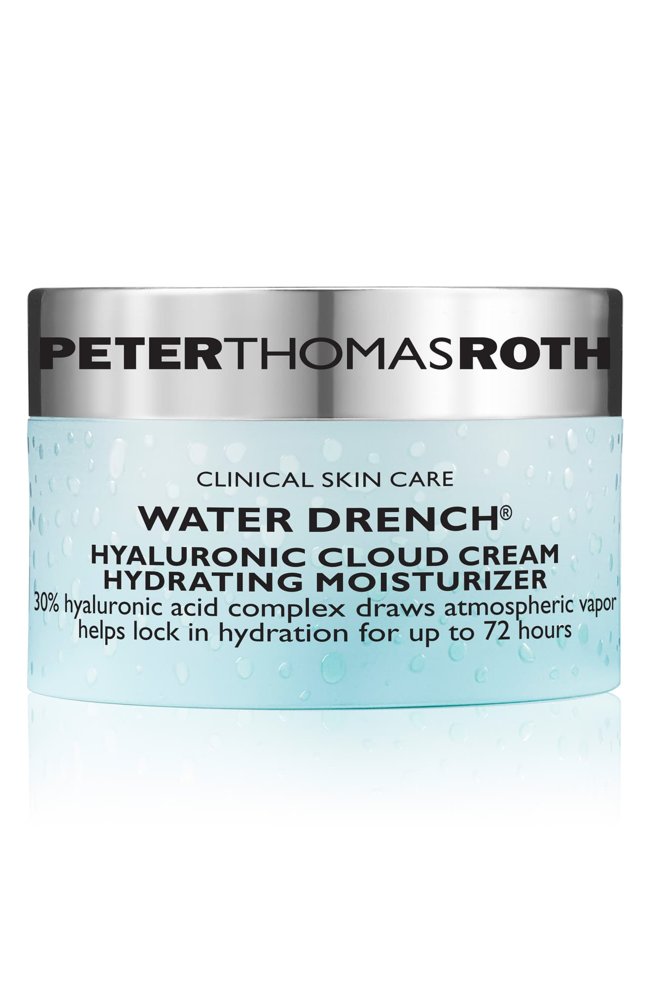 PETER THOMAS ROTH Water Drench Hyaluronic Acid Cloud Cream Hydrating Moisturizer
