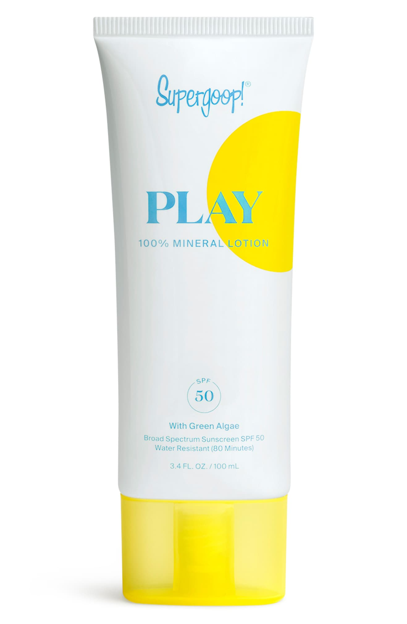 SUPERGOOP!® Supergoop! Play 100% Mineral Lotion Spf 50 Sunscreen