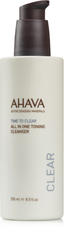 Ahava Online Only All-In-One Toning Cleanser