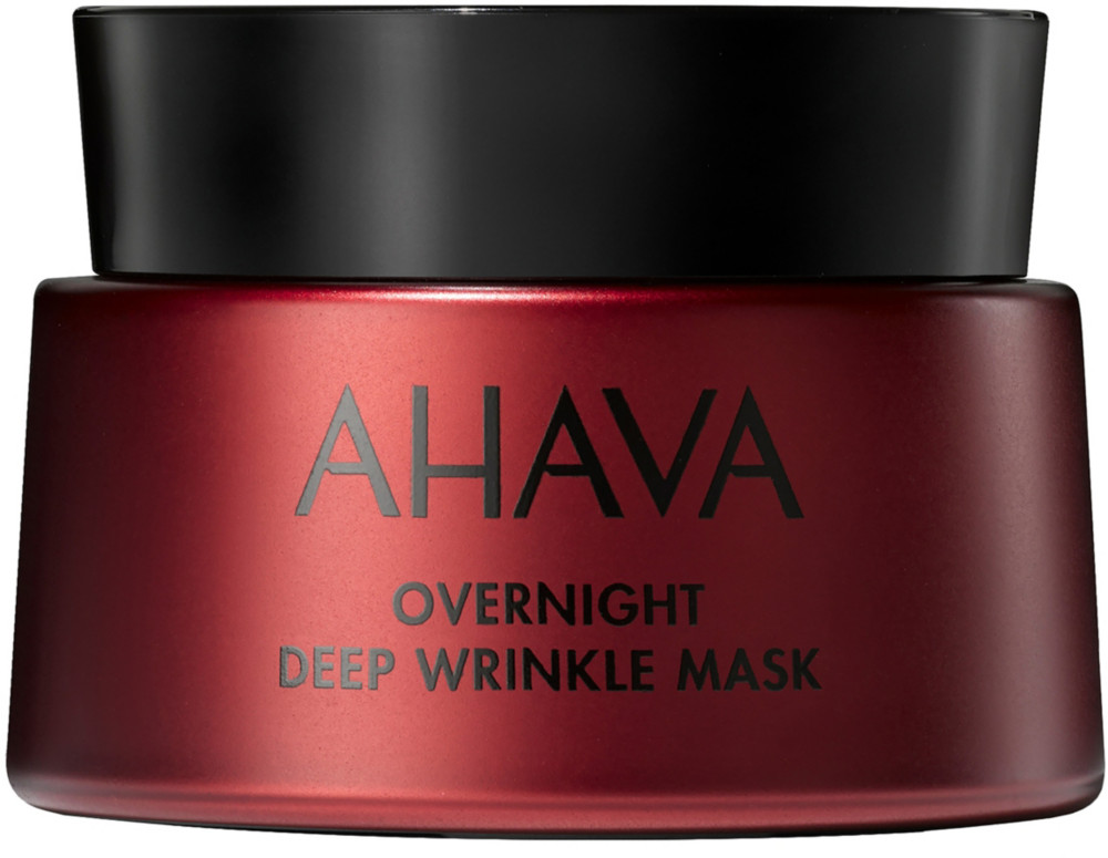 Ahava Online Only Apple Of Sodom Overnight Deep Wrinkle Mask