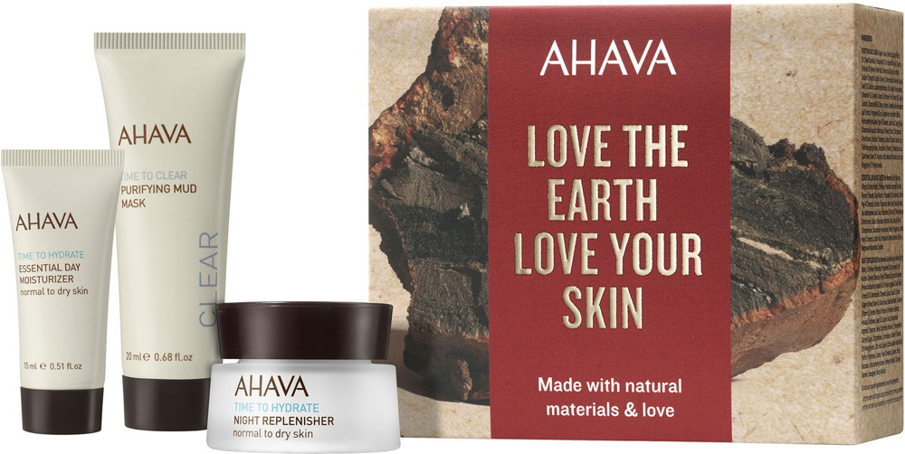 Ahava Online Only Naturally Replenished Set