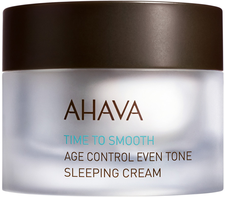 Ahava Online Only Time To Smooth Age Control Sleeping Cream