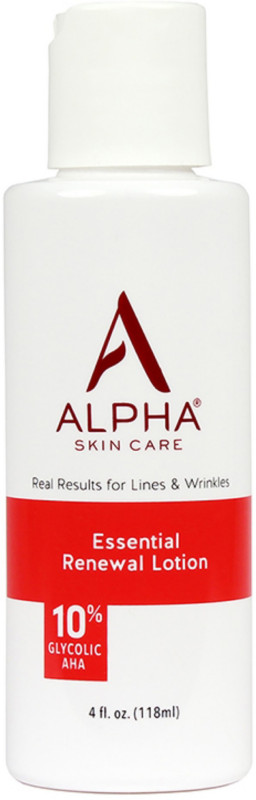 Alpha Skin Care Online Only Essential Renewal Lotion