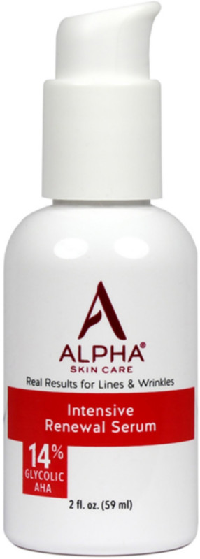 Alpha Skin Care Online Only Intensive Renewal Serum