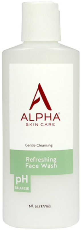 Alpha Skin Care Online Only Refreshing Face Wash