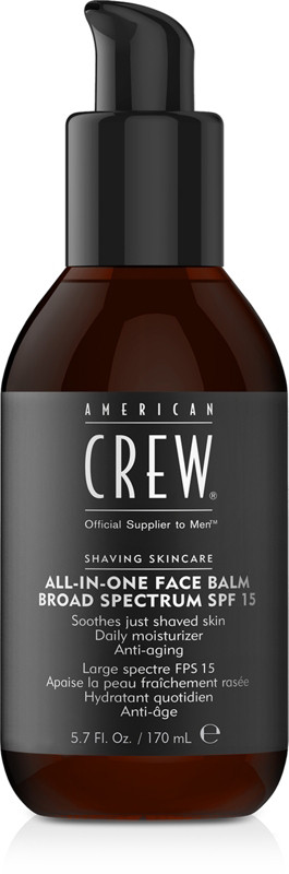 American Crew All-In-One Face Balm Broad Spectrum Spf 15