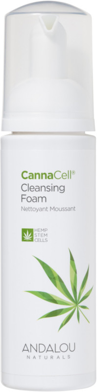 Andalou Naturals Online Only Cannacell Cleansing Foam