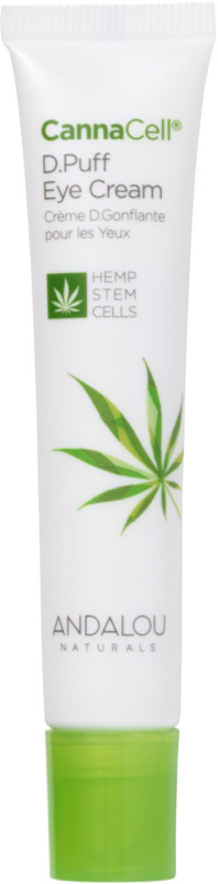 Andalou Naturals Online Only Cannacell D.Puff Eye Cream