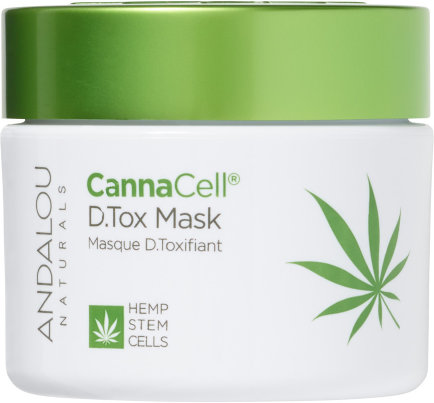 Andalou Naturals Online Only Cannacell D.Tox Mask