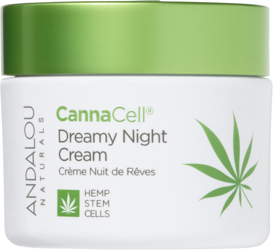 Andalou Naturals Online Only CannaCell Dreamy Night Cream