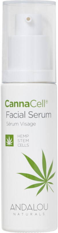 Andalou Naturals Online Only CannaCell Facial Serum