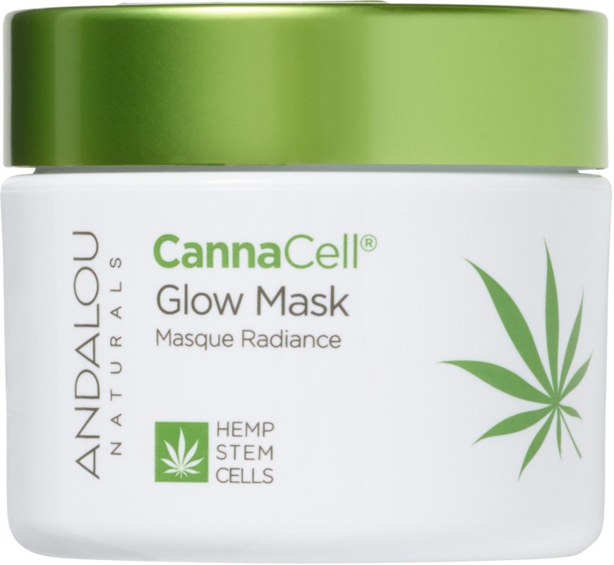 Andalou Naturals Online Only Cannacell Glow Mask