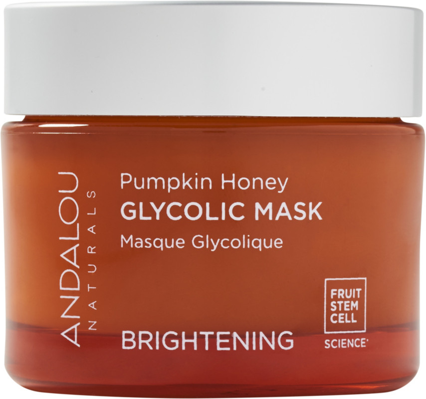 Andalou Naturals Online Only Pumpkin Honey Glycolic Mask
