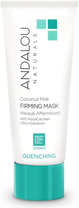 Andalou Naturals Online Only Quenching Coconut Milk Firming Mask