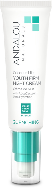 Andalou Naturals Online Only Quenching Coconut Milk Youth Firm Night Cream