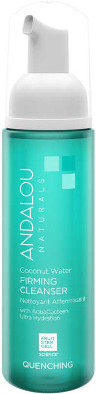 Andalou Naturals Online Only Quenching Coconut Water Firming Cleanser