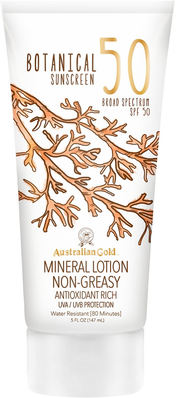 Australian Gold Botanical Sunscreen SPF 50