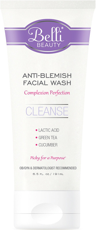Belli Online Only Anti-Blemish Facial Wash