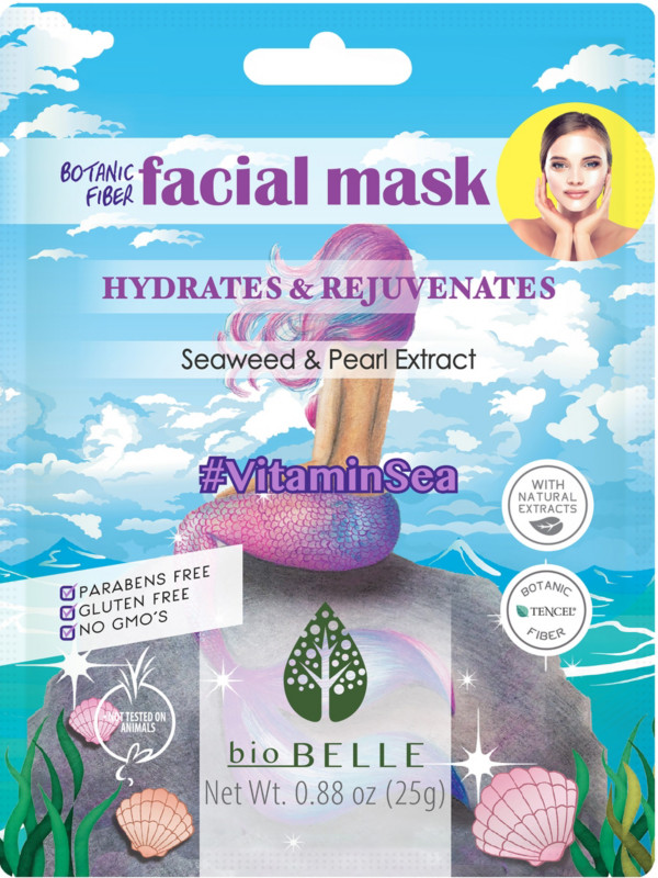 Biobelle Online Only #Vitaminsea Facial Mask