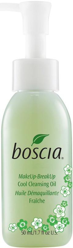 boscia Travel Size Makeup Breakup Cool Cleansing Oil