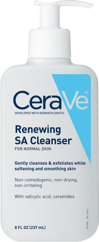 CeraVe-Renewing Sa Cleanser For Normal Skin