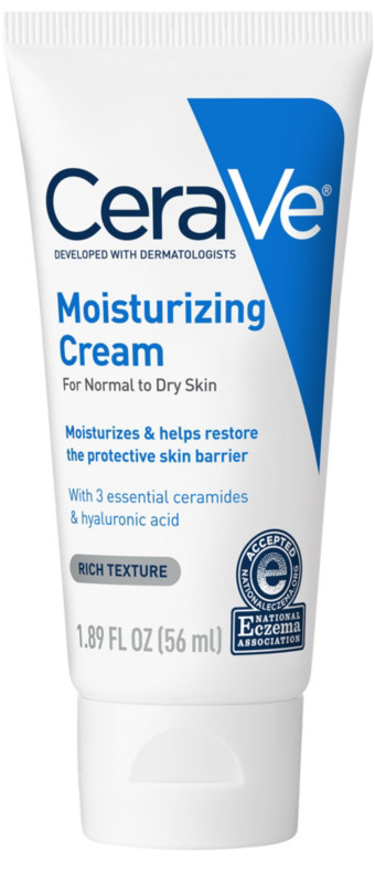 CeraVe Travel Size Daily Moisturizing Lotion For Normal To Dry Skin