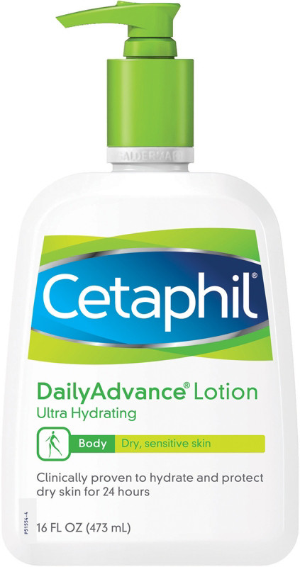 Cetaphil Daily Advance Lotion
