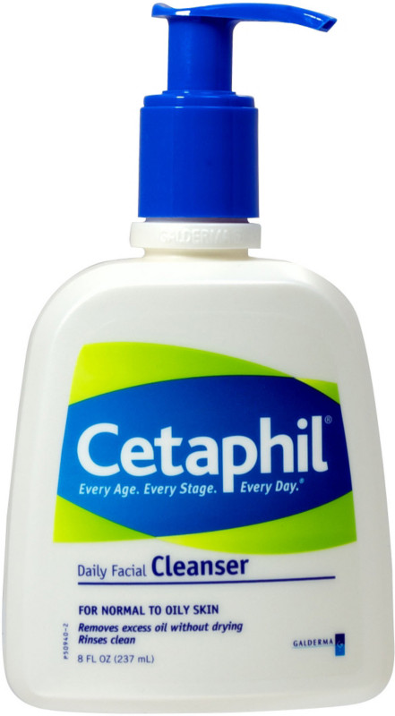 Cetaphil-Daily Facial Cleanser