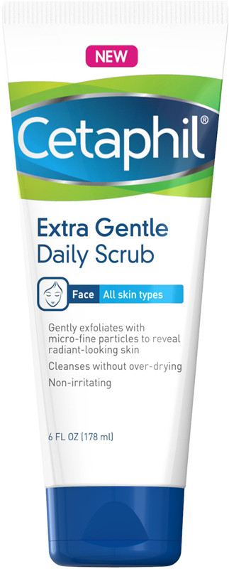 Cetaphil Extra Gentle Daily Scrub