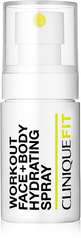 Clinique Cliniquefit Workout Face + Body Hydrating Spray