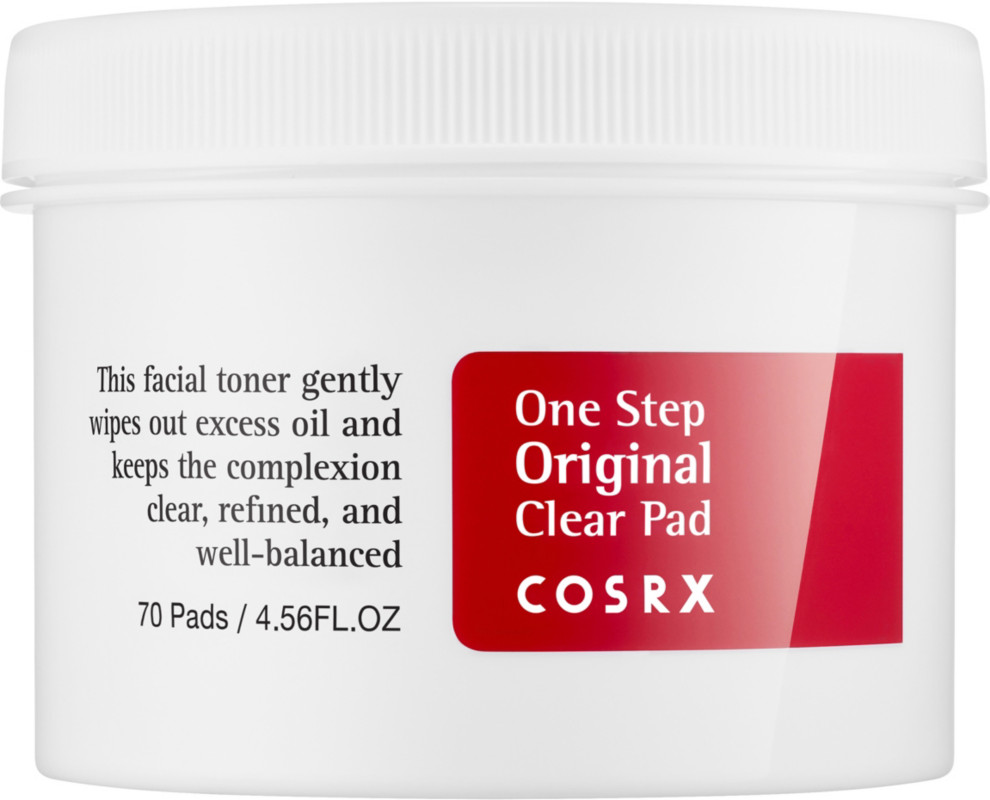 COSRX-One Step Original Clear Pad