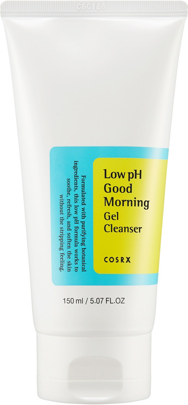 COSRX-Online Only Low Ph Good Morning Gel Cleanser