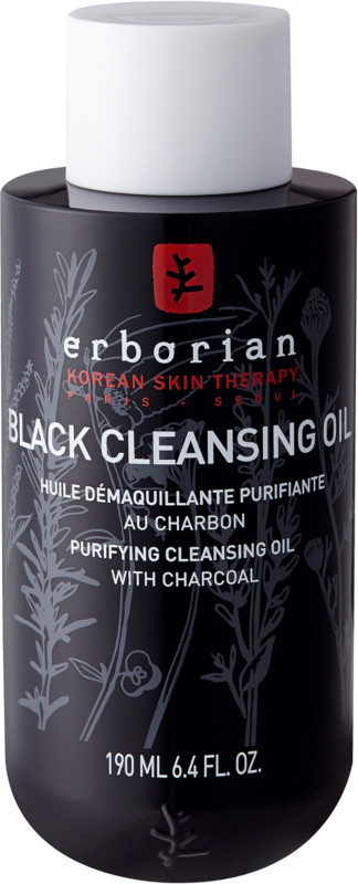 Erborian Online Only Black Cleansing Oil