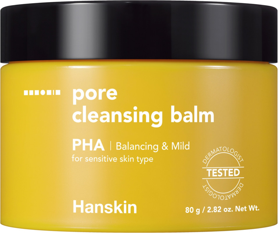Hanskin Online Only Pore Cleansing Balm - Pha