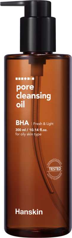 Hanskin Online Only Pore Cleansing Oil - Bha
