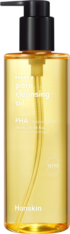 Hanskin Online Only Pore Cleansing Oil - Pha