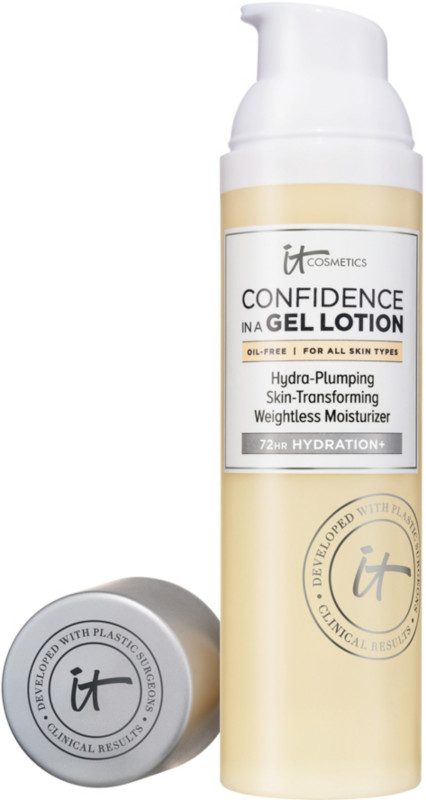 It Cosmetics Confidence In A Gel Lotion Weightless Moisturizer