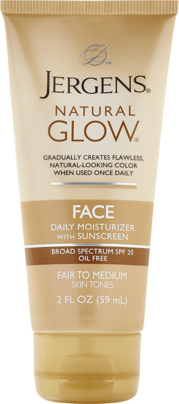 Jergens-Natural Glow Healthy Complexion Daily Facial Moisturizer