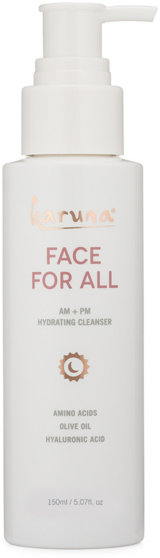 Karuna Online Only Face For All Hydrating Cleanser