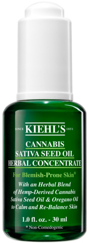 Kiehl's Since 1851 Cannabis Sativa Seed Oil Herbal Concentrate