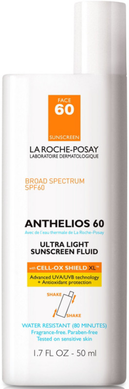 La Roche-Posay-Anthelios 60 Face Sunscreen For Combination Skin Spf 60