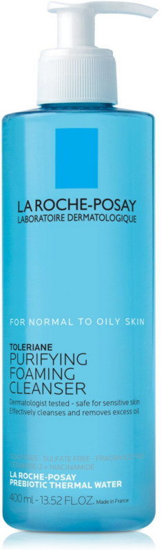 La Roche-Posay Toleriane Purifying Foaming Face Wash For Oily Skin