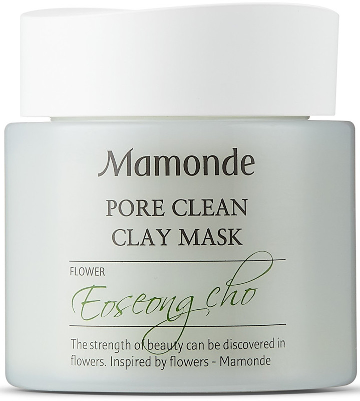 mamonde-pore clean clay mask
