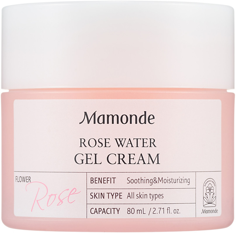 Mamonde-Rose Water Gel Cream