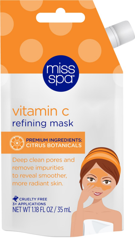 Miss Spa Vitamin C Facial Peel-Off Mask