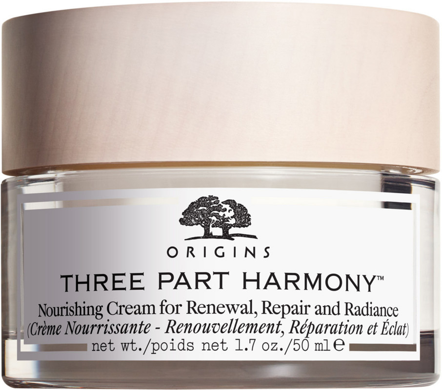 Origins Online Only Three Part Harmony Nourishing Cream For Renewal, Repair And Radiance